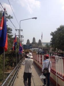 Cambodia up ahead